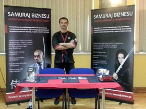Samuraj na kongresie